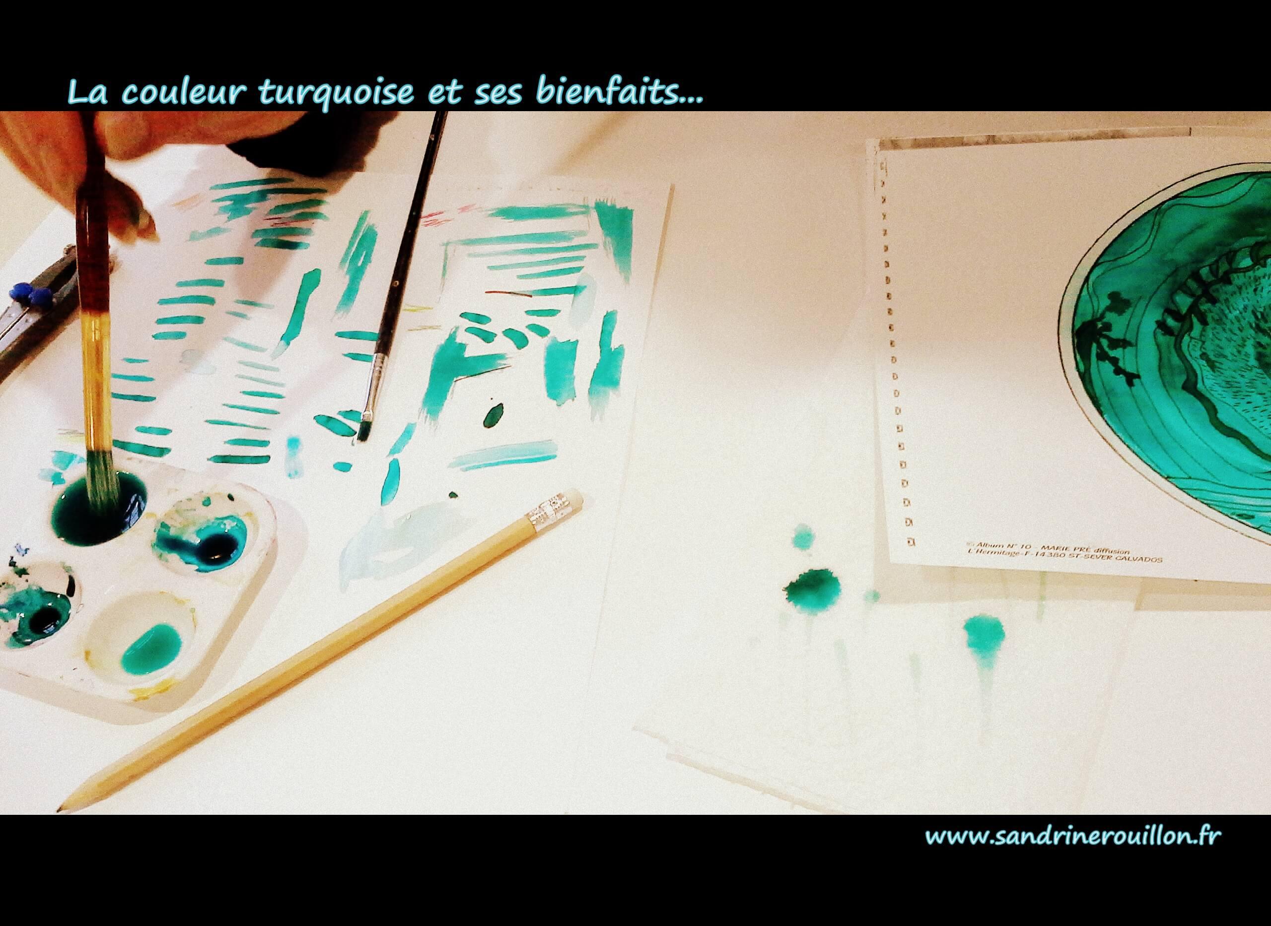 la couleur turquoise et ses bienfaits sandrine rouillon. Black Bedroom Furniture Sets. Home Design Ideas